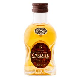Cardhu 12 years Boxed Bottle