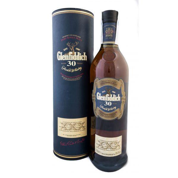 Glenfiddich 30 años Estuchado