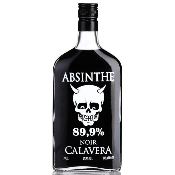 Absenta Calavera Negra 89.9