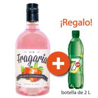 Fragaria Strawberry Gin