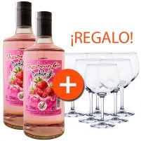 Promo Strawberry Gin Doble Jota