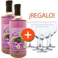 Promo Blackberry Gin Jota & Jota