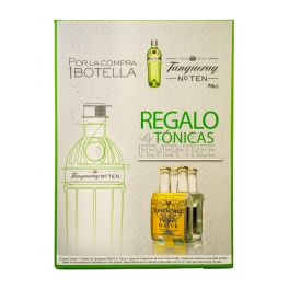 Promocaja Tanqueray No. TEN