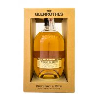 The Glenrothes Robur Reserve Boxed Bottle