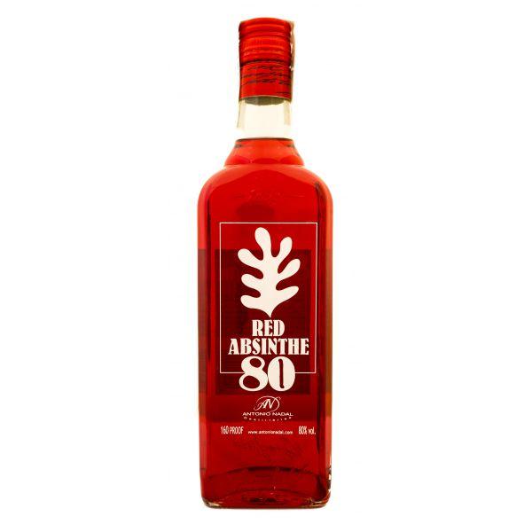 Absinthe Red 80