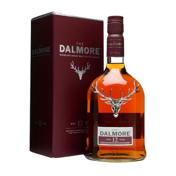 The Dalmore 12 Años Estuchado