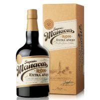 Ingenio Manacas Extra Añejo Boxed Bottle