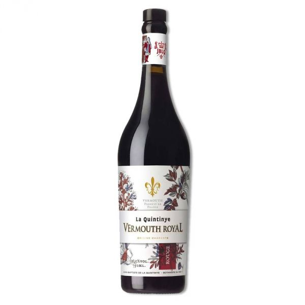Vermouth La Quintinye Royal Rouge