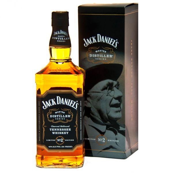 Jack Daniel's Master Distiller Nº2 Boxed Bottle