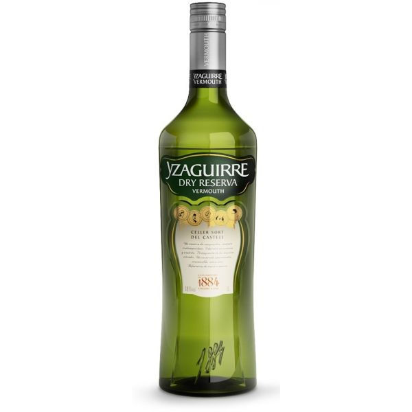 Vermouth Yzaguirre Dry Reserva