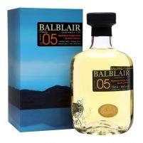 Balblair Boxed Bottle