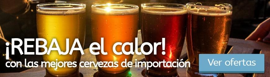Cervezas contra el calor