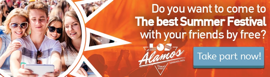 Do you want to come to the best summer festival with your friends by free?