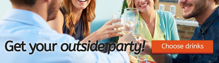 Outside party drinks