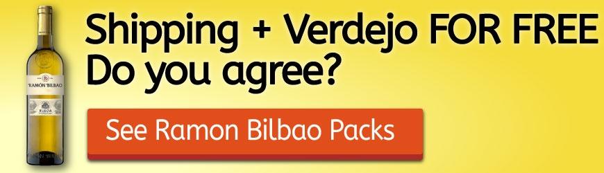 Shipment + Verdejo FOR FREE