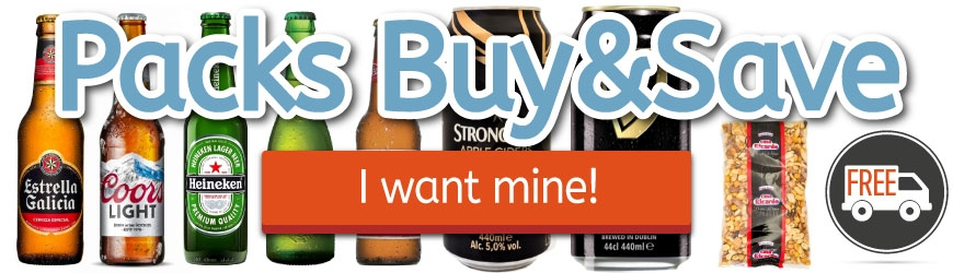 Beer packs with free shipping